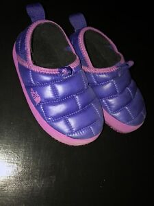 The North Face- Size 11 girls shoes