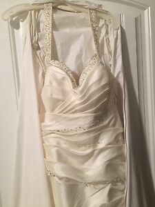 Wedding dress - plus size