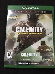 Call of duty Legacy edition $25