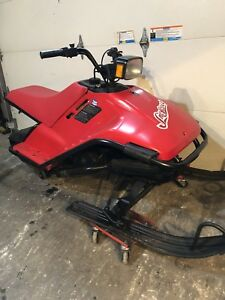 4 kids Yamaha scoot and sno sport