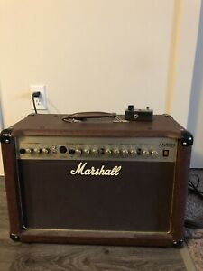 Acoustic amp marshal
