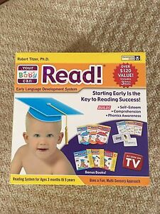 My baby can read deluxe set