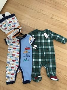 0-3 Month Boy Baby Clothes new with tags