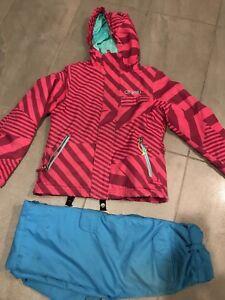 Manteau Pantalon de ski hiver O'neill - fille 10-12 ans