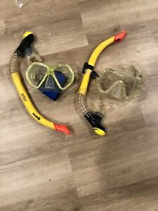 Mares mask and Snorkle