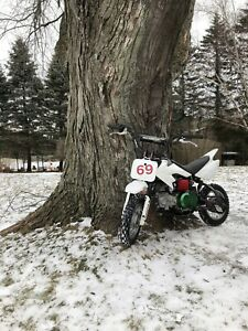 Honda cr50 Big Bore