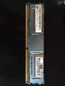 16GB Server Memory RAM DDR2-667MH​z PC2-5300F ECC Fully Buffered