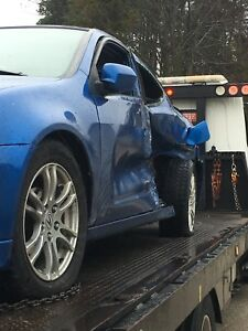 Totalled acura rsx 2.0vtec