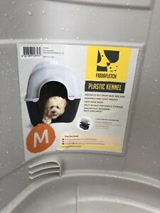 Dog kennel medium