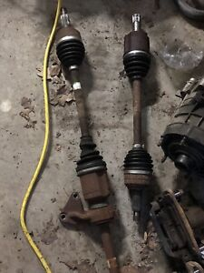 Front axles from 2013 Mazda six both in good condition