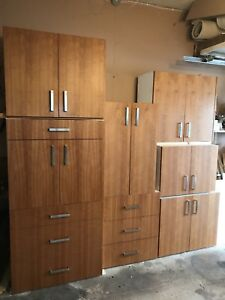 Kitchen cabinets in good shape