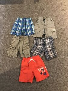 LOT of Toddler Boy's Shorts in Size 4T/4