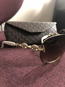 Auth Gucci sunglasses like new