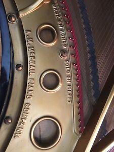 A.M. McPhail Baby Grand Piano