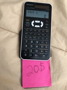 Calculatrice Scientifique SHARP-EL520