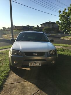 2007 Ford Territory AWD Dual Fuel