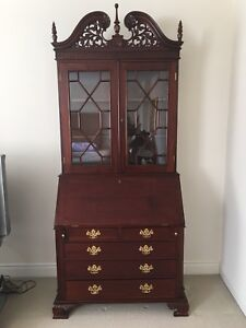 Antique Secretary Style Desk