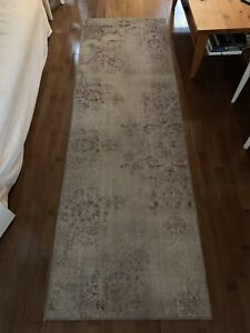 Rare IKEA rug - Green Tea, English Garden