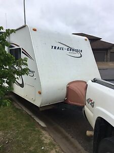 2008 Trail Cruiser camper trailer