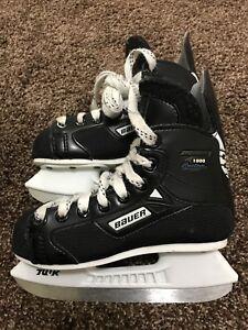 Bauer Skates Youth 12.5