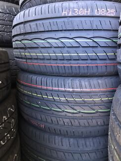 Brand new 215/55R16 tyres