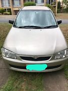 Mazda 323 Astina 2000 St Lucia Brisbane South West Preview