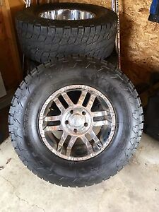 4 tires and rims  cheap!!