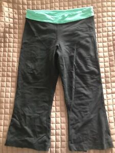 4a5ee53fea Lululemon Black Pants | Buy or Sell Used or New Clothing Online in ...