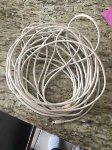 50 foot of coax cable