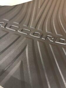 2013-2019 Honda Accord OEM ALL SEASON MATS