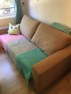 The comfiest sofa bed ever!