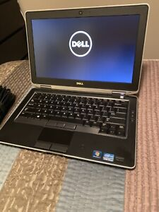 "Dell E6330 13"" Intel core i5 8gb Ram"