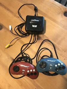 Sega Genesis Game Console