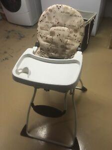 Cisco high chair