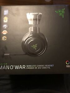 Selling razer Mano' war wireless gaming headset