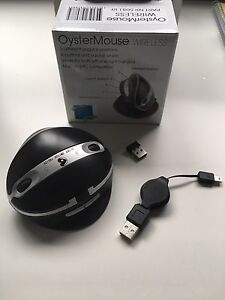 Wireless Oyster Mouse RRP $229 Malvern East Stonnington Area Preview