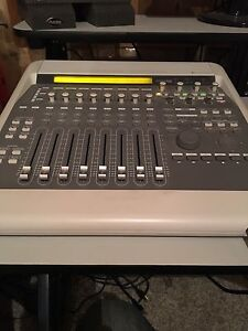 Digidesign 003 recording interface and control surface