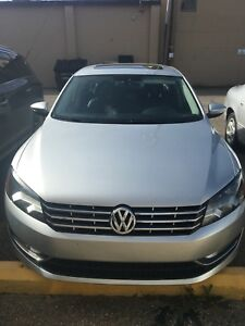 2012 VW Passat Highline