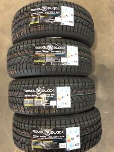 NEW WINTER 205/55/R16 TIRES