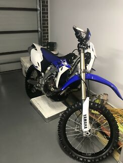 2012 Yamaha WR450f Tahmoor Wollondilly Area Preview