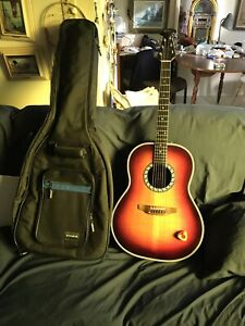 1977 Ovation Acoustic Guitar