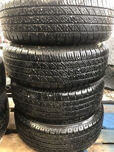 175/70R13 four all season tiers with rims