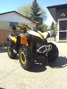 2014 Can Am Renegade LOW KM