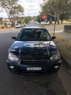 Subaru Impreza 2005 GX