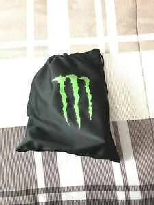 Skull Candy Special Edition Monster Energy Headphones