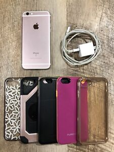 iPhone 6S 64G with accessories
