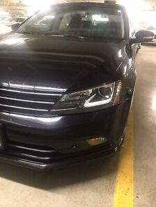 2015 Volkswagen Jetta TDI Highline 6 Speed