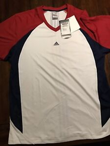 Brand new with tags Adidas ClimateCool Soccer Shirts