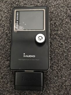 iAudio HDD Digital and Audio Video Player