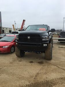 2014 Dodge 3500 Limited Lifted Diesel